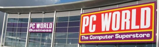 PC World Customer Services